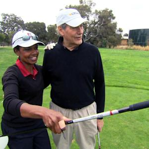 Preview: Condoleezza Rice, Charlie Rose team up for round of golf