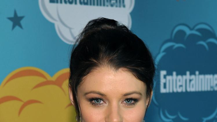 IMAGE DISTRIBUTED FOR ENTERTAINMENT WEEKLY - Actress Emilie de Ravin attends Entertainment Weekly's Comic-Con Celebration at FLOAT at the Hard Rock Hotel on Saturday, July 20, 2013, in San Diego. (Photo by John Shearer/Invision for Entertainment Weekly/AP Images)