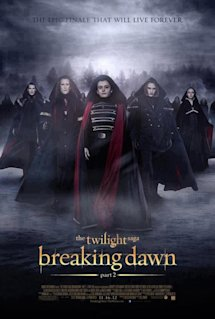 Poster di The Twilight Saga: Breaking Dawn - Parte 2