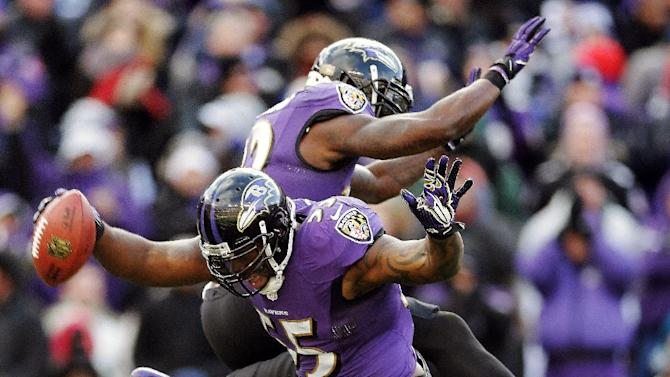 Ravens get defensive in 19-3 win over Jets