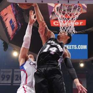 Block of the Night: Danny Green