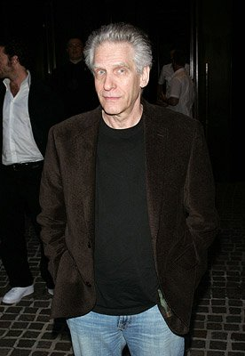 Director David Cronenberg at the New York City Premiere of Focus Features' Eastern Promises
