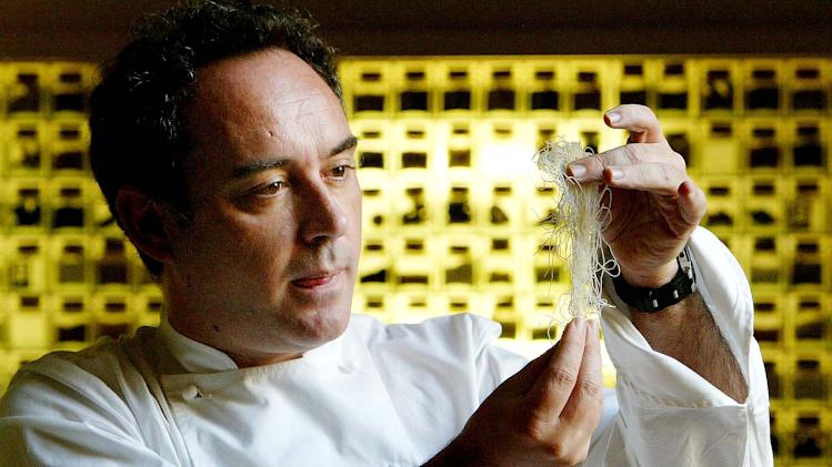 Spain's elBulli restaurant to sell wine cellar