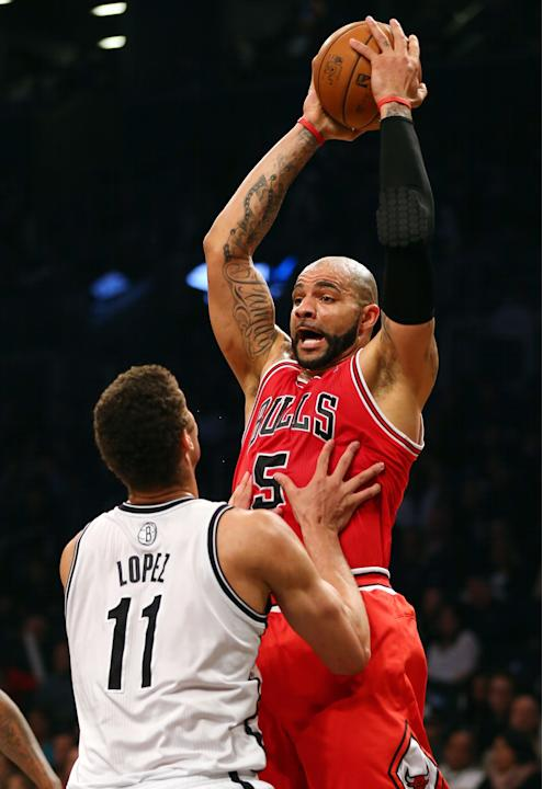 Chicago Bulls v Brooklyn Nets - Game Seven