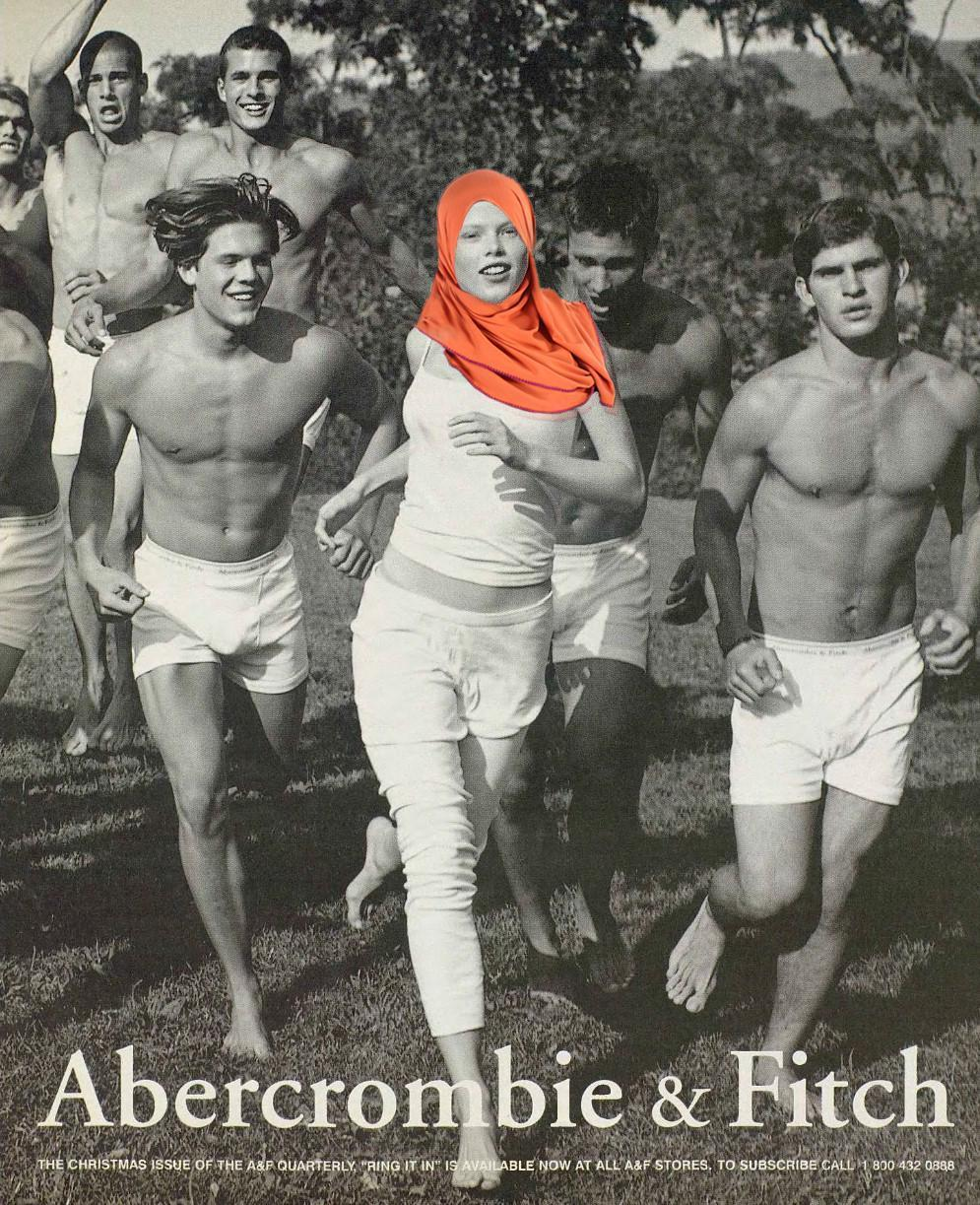 Supreme Court Says Abercrombie & Fitch Was Wrong for Not Hiring Muslim Woman Wearing a Headscarf