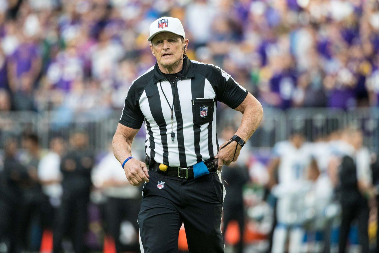 Vikings DE Brian Robison is 'sick and tired of the reffing' in the NFL
