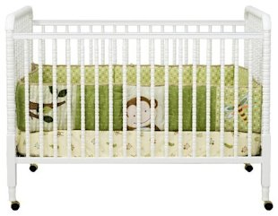 SAVE: Jenny Lind Stationary Crib, $169