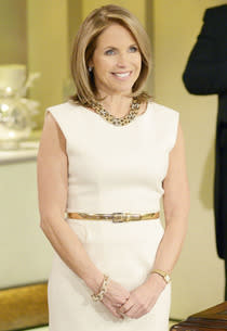 Katie Couric  | Photo Credits: Lorenzo Bevilaqua/Disney-ABC
