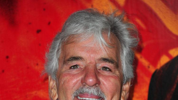 Dennis Farina (Feb. 29, 1944 - Jul. 22, 2013)