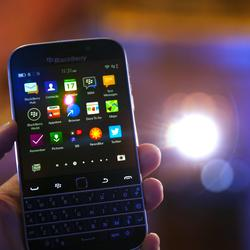 Hands On With The BlackberryClassic