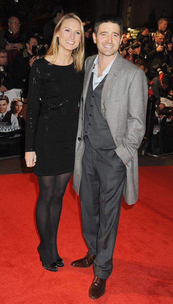 Me and Orson Welles UK Premiere 2009 Tom Chambers