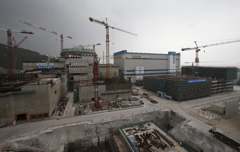 """Made in China"" nuclear reactors a tough sell in global market"
