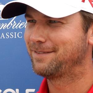 Sean O'Hair interview after Round 3 of The Greenbrier