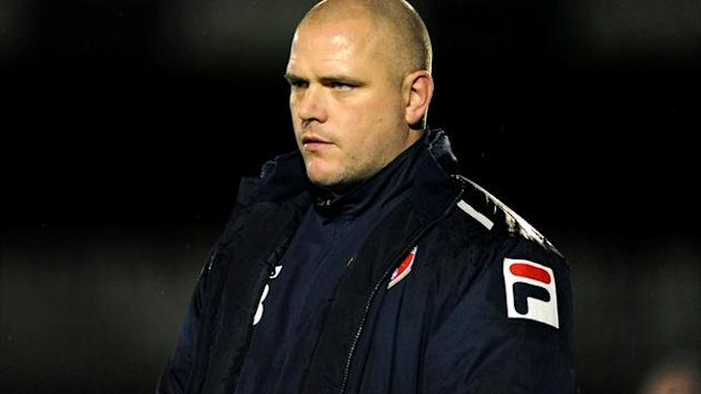 Jim Bentley was pleased to see a big crowd at the Globe Arena for the game with Dagenham