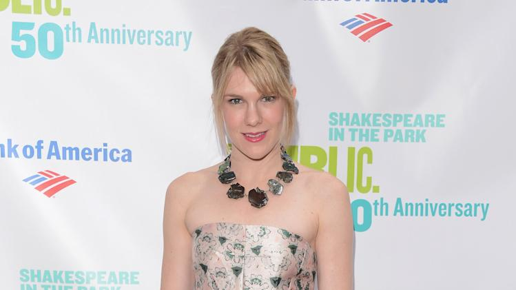 2012 Public Theater Gala - Arrivals