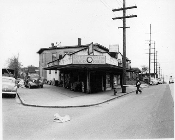 Cornerspotter: Cornerspotted: 22nd Ave E and E Madison Street