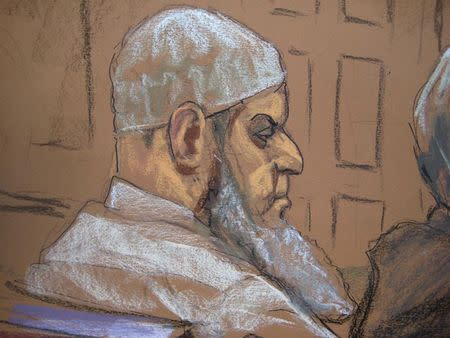 U.S. jury convicts Saudi over Africa embassy bombings