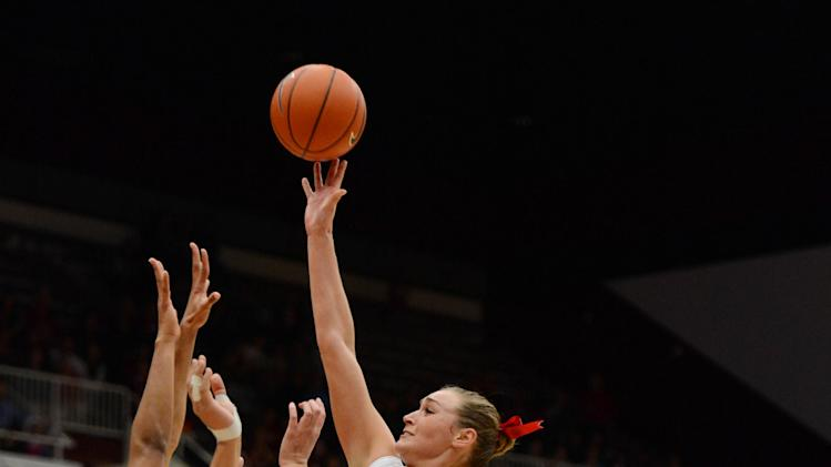 NCAA Womens Basketball: Southern California at Stanford