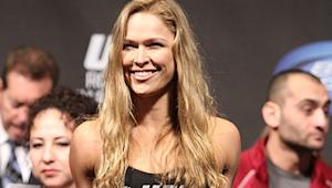 "Ronda Rousey Reportedly Inks Lead Roles in Warner Bros Films ""Entourage"" & ""Athena Project"""