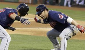 Kipnis, Indians win 5-2 at Texas to take series