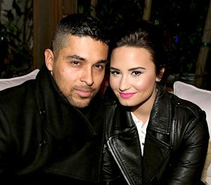 Demi Lovato and Wilmer Valderrama Spent Valentine's Day Together!