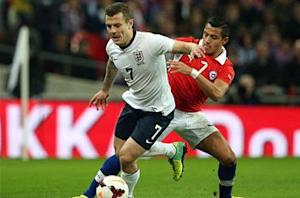 Wilshere: Chile played like Barcelona