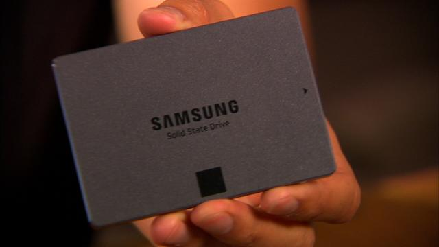 The Samsung 840 Evo proves that evolution actually works.