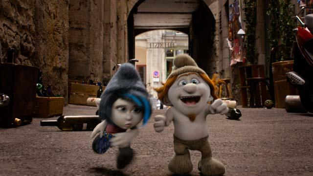 'The Smurfs 2' Teaser Trailer