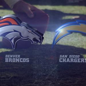 Week 15: Denver Broncos vs. San Diego Chargers highlights