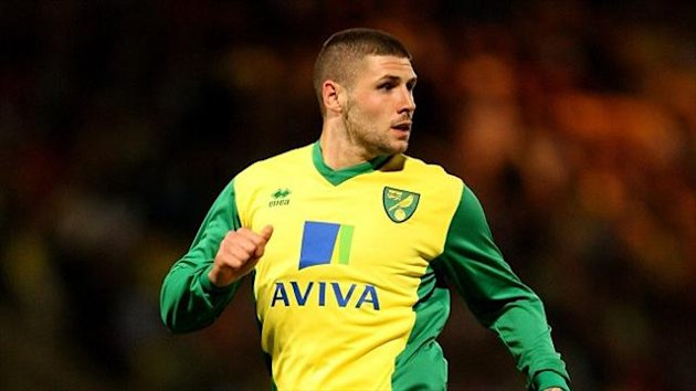 Norwich striker Gary Hooper (PA)