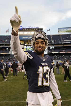 Chargers' playoff hopes mathematically alive