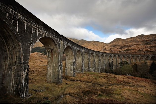 Travel Glenfinnan Viaduct, United Kingdom