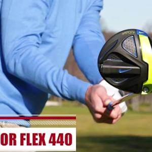 The Hot List - In Action: Nike Vapor Flex 440