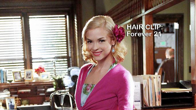 "Jaime King as Lemon Breeland in the Season 1 episode ""The Undead & the Unsaid."" Hart of Dixie"