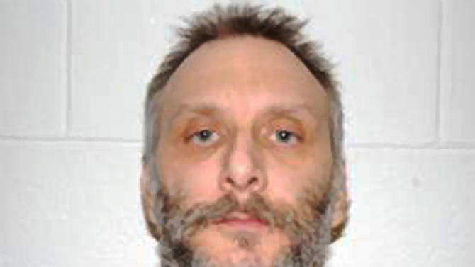 FILE - This March 2011 file photo provided by the Virginia Department of Corrections, shows inmate Robert Gleason at the Red Onion prison in Pound, Va. Gleason, a convicted killer, was executed Wednesday, Jan. 16, 2013 at Greensville Correctional Center in Jarratt, Va. (AP Photo/Virginia Department of Corrections, File)