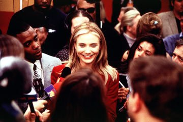 Cameron Diaz in Warner Brothers' Any Given Sunday