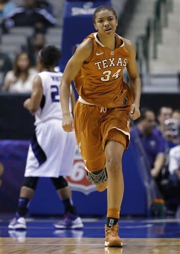 Kansas State women edge Texas 51-49