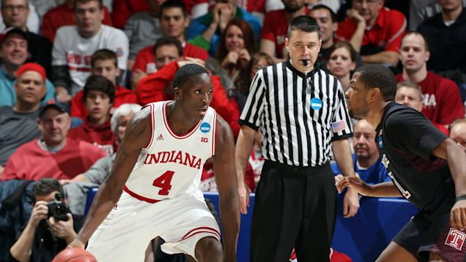 NCAA Basketball: NCAA Tournament-Indiana vs Temple