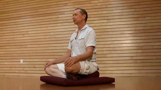 Meditation can reduce chronic pain - report