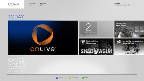 OUYA gets OnLive backing