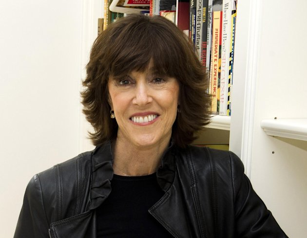 Author, screenwriter and director Nora Ephron