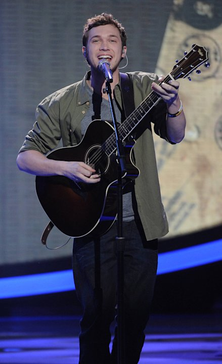 Phillip Phillips (5/2/12)