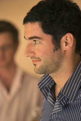 Tom Ellis in First Look Studios' Miss Conception