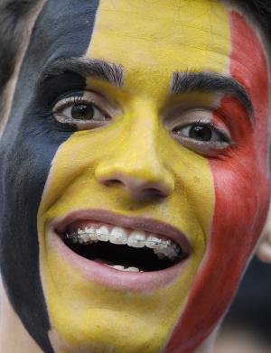 Belgium: One team, divided nation