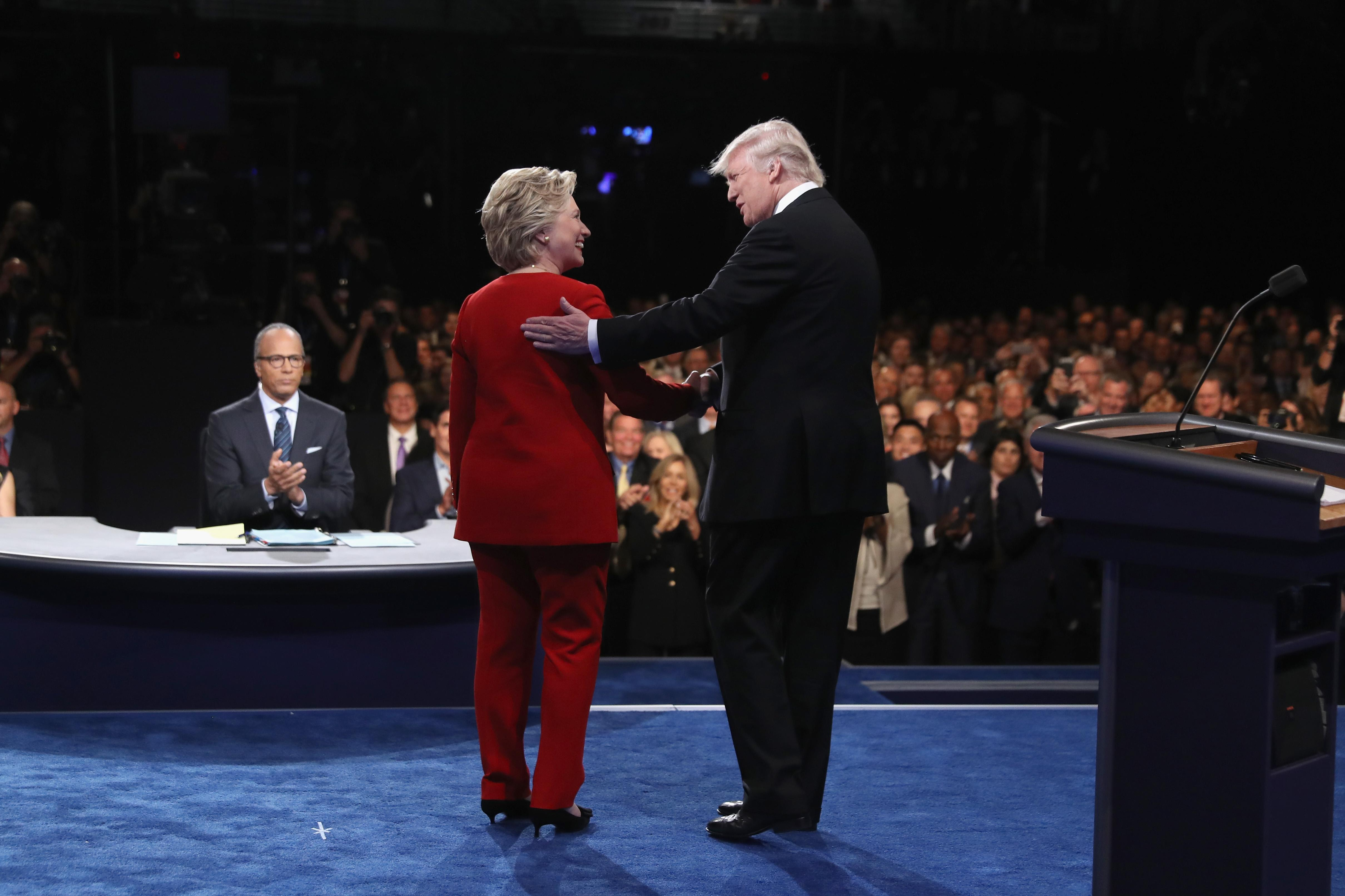'The Best American Debate Since World War II': How the World Saw Clinton and Trump