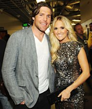 Carrie Underwood: Don&#39;t Call My Husband Mike Fisher &quot;Mr. Underwood&quot;
