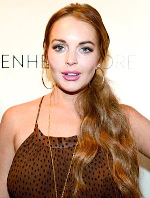 Lindsay Lohan Hospitalized Following Asthma Attack