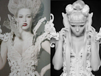 Beyonce Accused of Stealing Look From Estonian Pop Singer Kerli