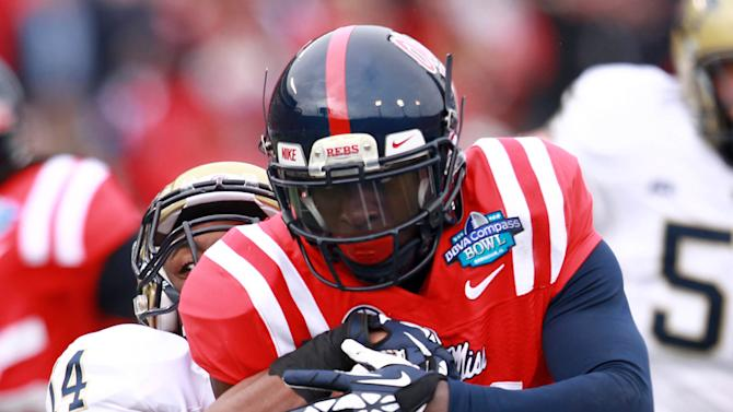 NCAA Football: Compass Bowl-Pittsburgh vs Mississippi