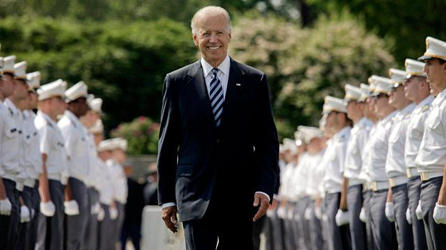 At West Point Commencement, Joe Biden Focuses on Future Challenges